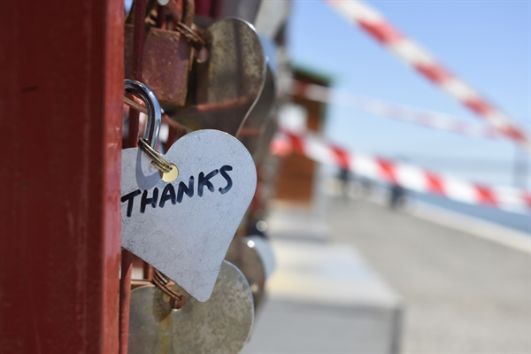 Cultivating Gratitude During Hard Times