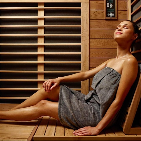 Infrared Sauna - Color Guide and Review